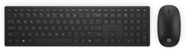 HP Pavilion Wireless Keyboard and Mouse 800 (Black)