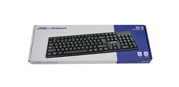 Preo My Keybord  K6 Q Klavye