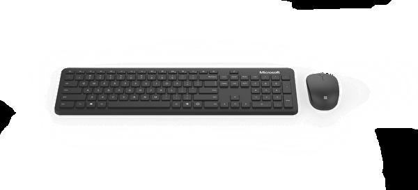 Microsoft Bluetooth® Desktop Klavye Mouse Siyah-QHG-00012