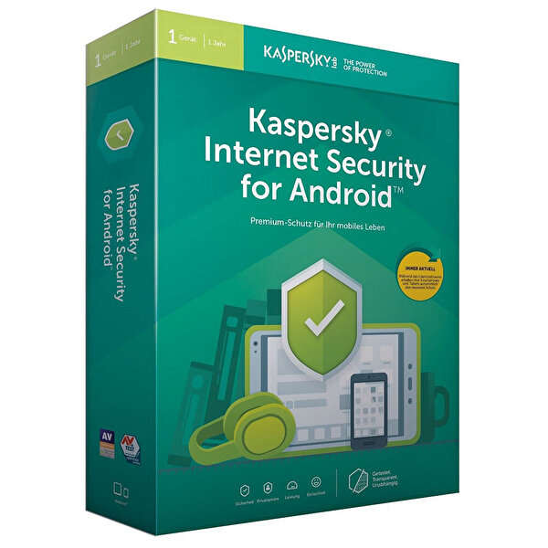 Kaspersky Internet Security For Android 1K-1Y