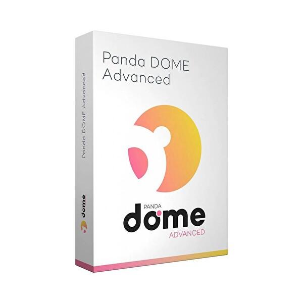 Panda Dome Antivirüs Advanced 1 Kullanıcı 1 Yıl