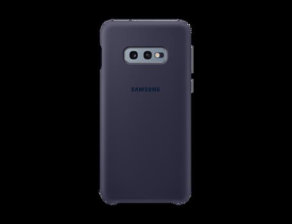 Samsung Galaxy S10E Silikon Kılıf -Gece Mavisi
