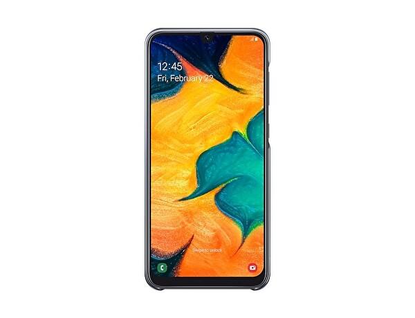 Samsung A30 Siyah Koruyucu Kılıf