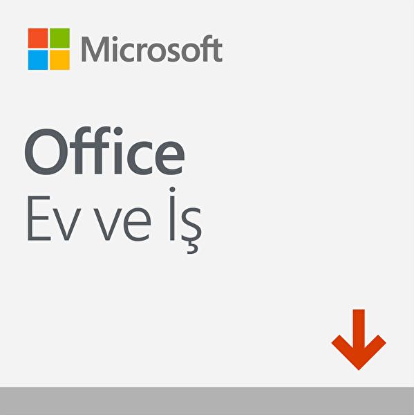 ESD-Microsoft Office Ev ve İş 2019-Elektronik Lisanslı Üründür