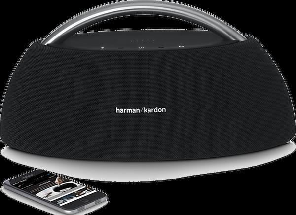 Harman Kordon Go Play Mini Siyah Bluetooth Hoparlör