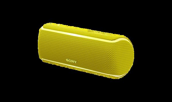 Sony Srs-Xb21 Bluetooth Hoparlör (Sarı)