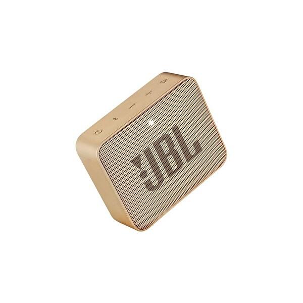 Jbl Go 2 Bluetooth Hoparlör (Şampanya)