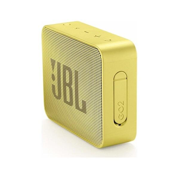 Jbl Go 2 Bluetooth Hoparlör Sarı