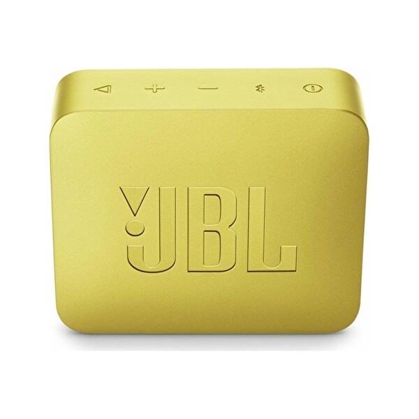 Jbl Go 2 Bluetooth Hoparlör (Sarı)