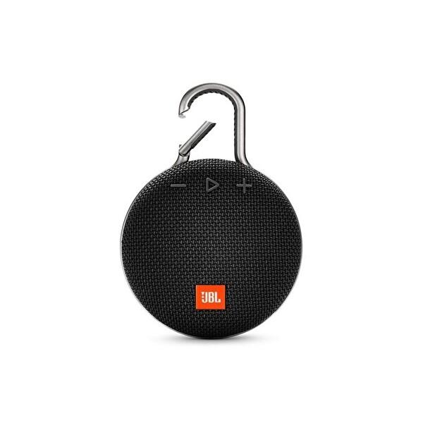 Jbl Clip 3 Su Geçirmez Bluetooth Hoparlör Siyah