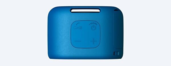 Sony Srs-Xb01L Taşınabilir Bluetooth Hoparlör Mavi