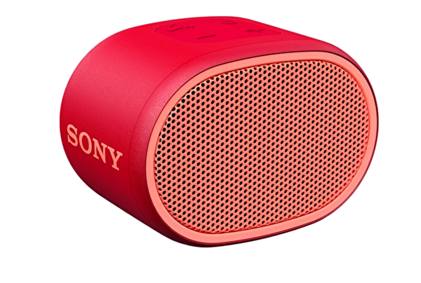 Sony Srs-Xb01R Taşınabilir Bluetooth Hoparlör (Kırmızı)