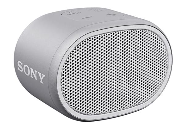 Sony Srs-Xb01W Taşınabilir Bluetooth Hoparlör (Beyaz)