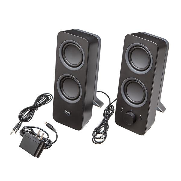 Logitech Z207 Bluetooth 2.0 Black Speaker 980-001295