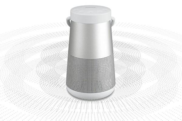 Bose Soundlink Revolve Plus Bluetooth Speaker Gri