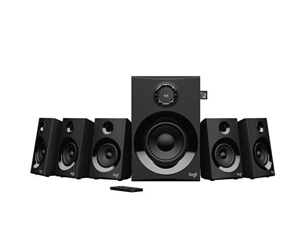 LOGITECH Z607 5+1 SURROUND SOUND SPEAKER 980-001316 ( OUTLET )