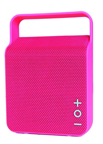 Preo My Sound Ms68 Kablosuz Taşınır Bluetooth Speaker Pembe