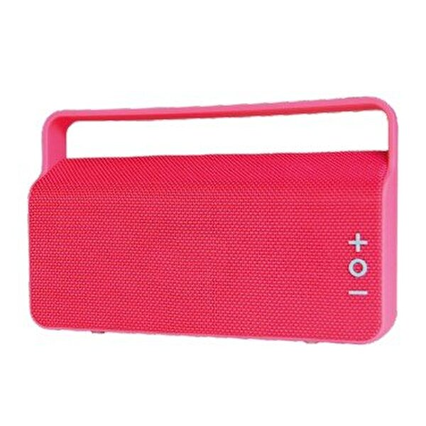Preo My Sound MS79 Kablosuz Taşınır Bluetooth Speaker Pembe