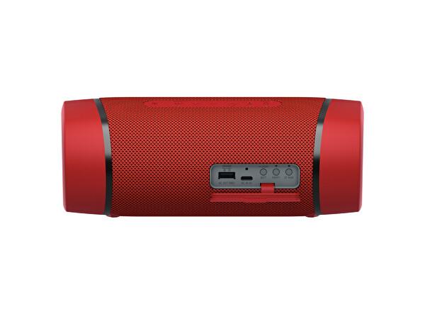 Sony SRS-XB33 Extra Bass Taşınabilir Bluetooth Hoparlör Kırmızı