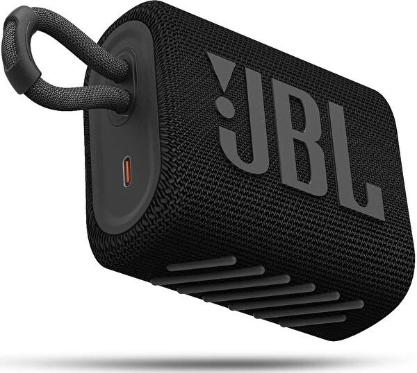 Jbl Go3, Bluetooth Hoparlör, Siyah
