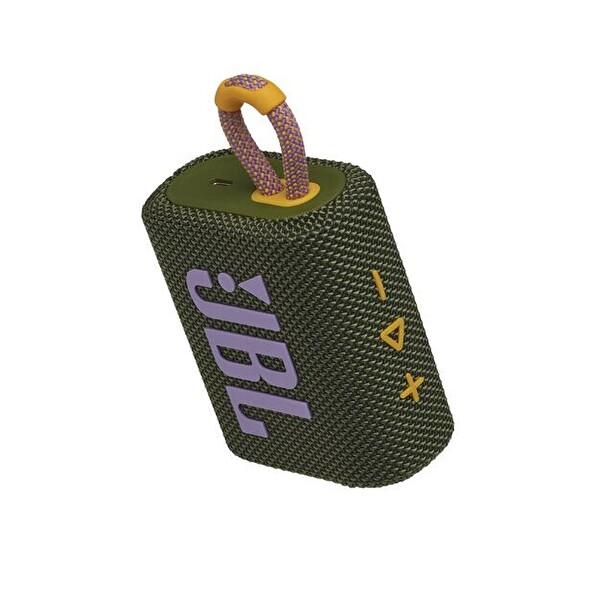 Jbl Go3 Bluetooth Hoparlör Yeşil