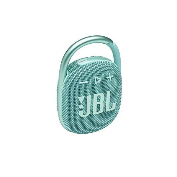 JBL CLIP4 Bluetooth Hoparlör IP67 Turkuaz