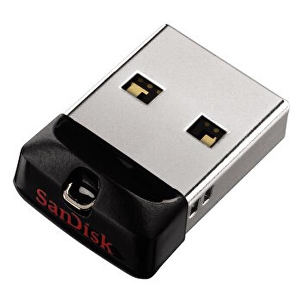 Sandisk Sdcz33-032G-B35 32GB Cruzer Fit Usb Bellek