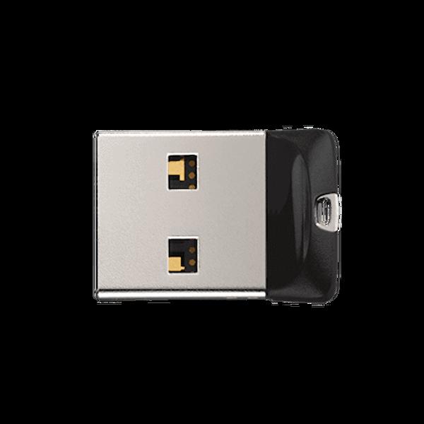 Sandisk Sdcz33-064G-B35 Cruzer Fıt 64GB Usb Bellek
