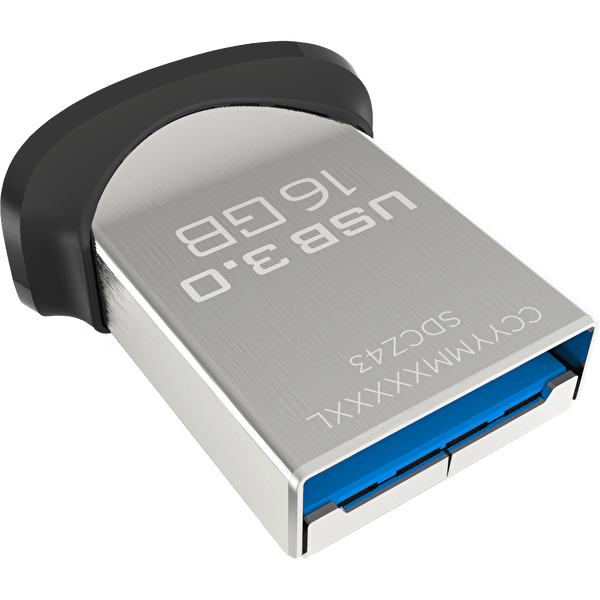Sandisk Sdcz43-016G-G46 Ultra Fıt 16GB Usb 3.0 130Mb/S