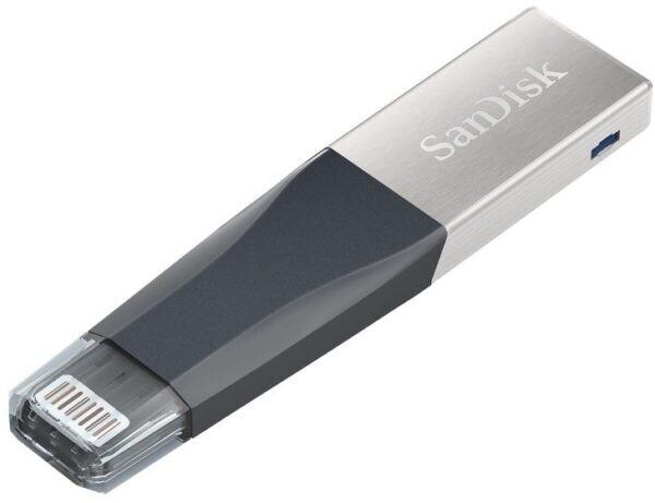 Sandisk SDIX40N 64G GN6NN Mini iXpand 64GB USB