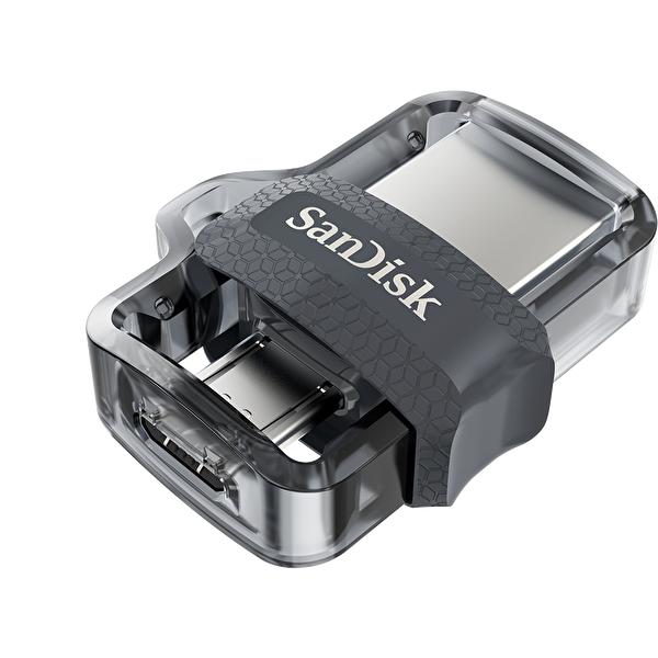 Sandisk 16GB Usb Dual Drive Android Girişli M3.0 Bellek - Sddd3-016G-G46
