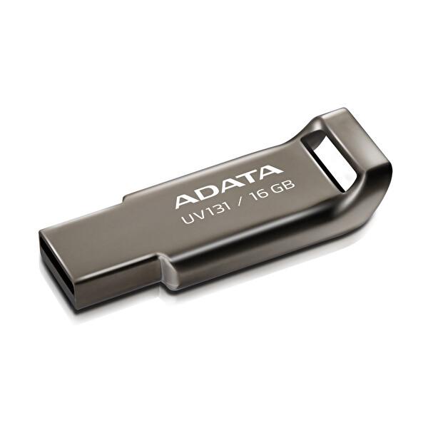Adata 16GB UV131 Krom Gri Metal USB3.1 Bellek