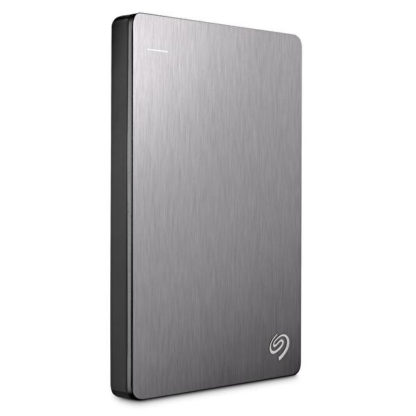 "Seagate Backup Plus 2TB 2.5"" Usb 3.0 STDR2000201 Taşınabilir Harddisk Gümüş"