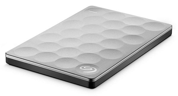Seagate Backup Plus Ultra Slim 1TB 2.5' USB 3.0 STEH1000200 Taşınabilir Harddisk