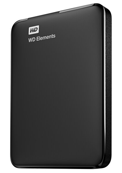 WD Elements 2TB USB 3.0 2.5' Taşınabilir Disk WDBU6Y0020BBK (Siyah)