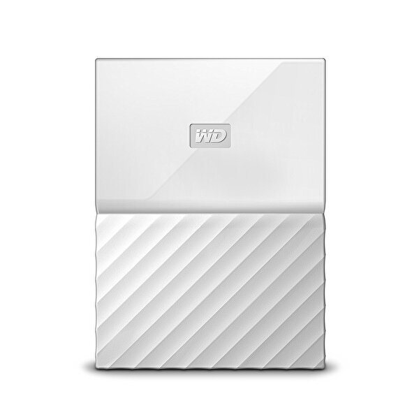 Wd My Passport Worldwide 2TB Usb 3.0 Taşınabilir Harddisk Beyaz