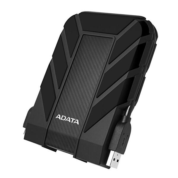 """Adata 2 TB 2,5"""" HD710 Pro IP68 Su ve Toz Geçirmez Darbeye Dayanıklı Sağlamlaştırılmış USB 3.1 Taşınabilir Disk Siyah"""