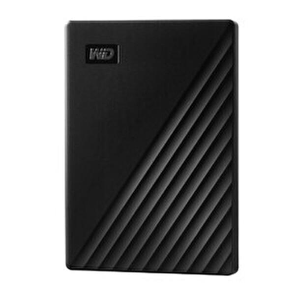 WD My Passport 5TB Worldwide WDBPKJ0050BBK-WESN Taşınabilir Harddisk
