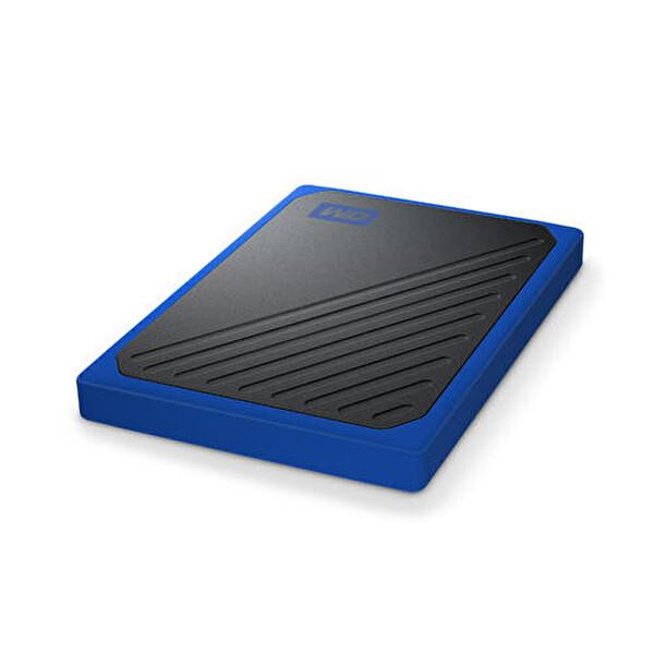 WD My Passport Go 500GB Taşınabilir SSD Siyah
