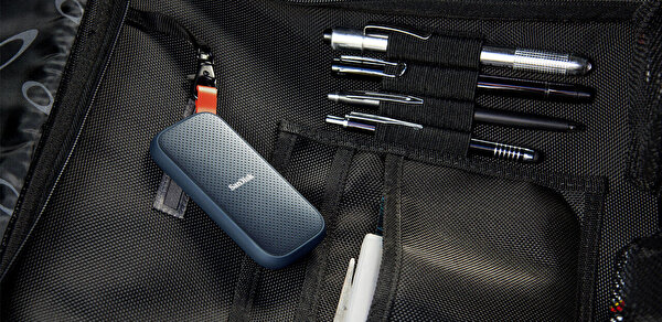SanDisk Taşınabilir SSD 1TB SDSSDE30 1T00 G25