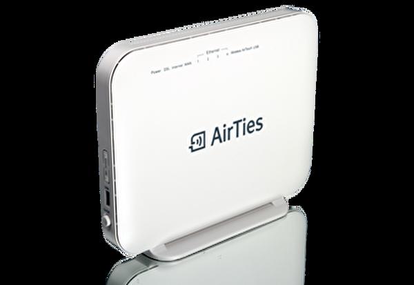 AIRTIES 5650 ADSL2 + VDSL2 +WIRELESSMODEM ( OUTLET )