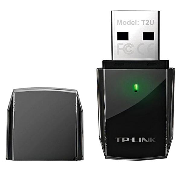 Tp-Lınk Archer T2U Ac600 Wıreless Dual Band Usb Adapter