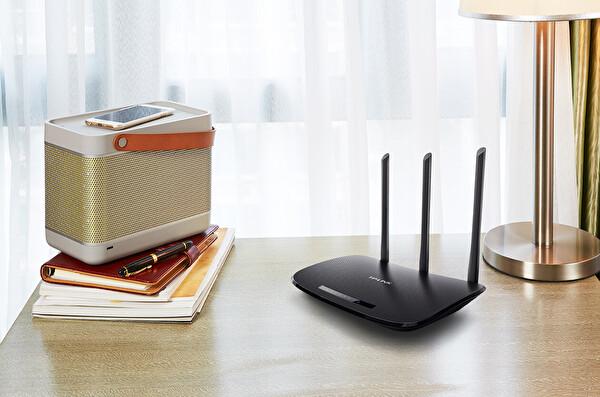 TP-Link TL-WR940N 450Mbps Kablosuz WPS Destekli Access Point / Menzil Genişletici / Router