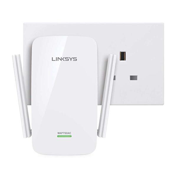 Lınksys Wap750Ac Çift Bantlı Kablosuz Erişim Noktası/Repeater