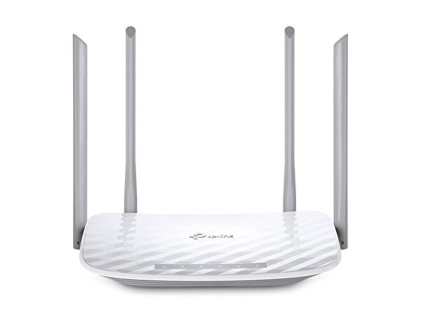 TP-Link Archer C50 AC 1200 Mbps Kablosuz Dual Band Access Point ve Router