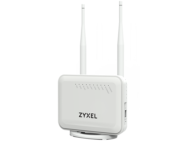 ZYXEL VMG1312-T20B 300MBPS FIBER DESTEKLI VDSL2/ADSL2+ MODEM/ROUTER ( OUTLET )