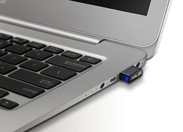 Asus USB-AC53 Nano D.Band Wifi AC1200 Wireless Adaptör