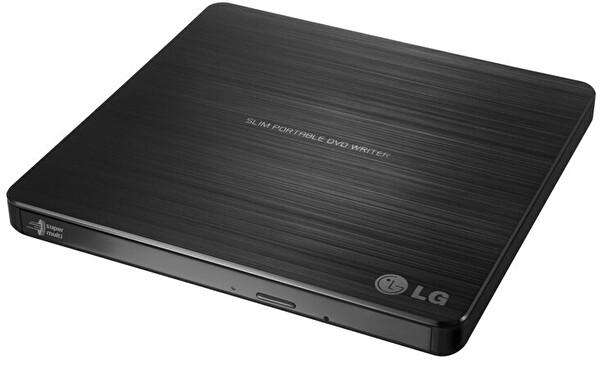 LG GP60NB50 USB2.0 Harici Slim DVD-RW