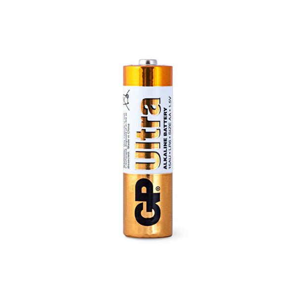 GP 24AU4/2-2P6 4+2 İnce Alkalin Pil