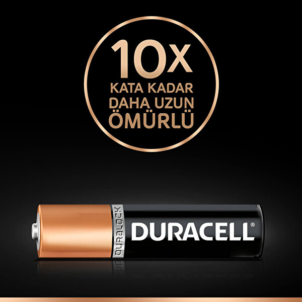 Duracell Aaa 6+2 İnce Pil